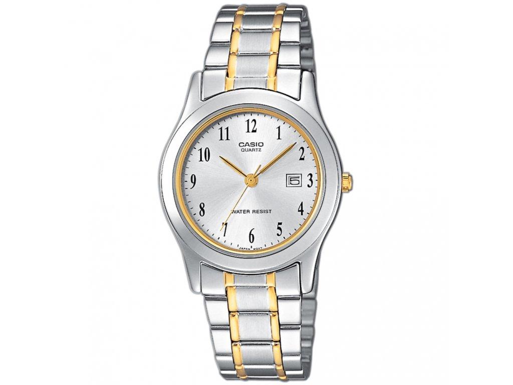 Casio LTP 1264G-7B - Dámské analogové hodinky