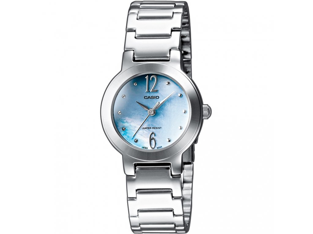 Casio LTP 1282D-2A - Dámské analogové hodinky