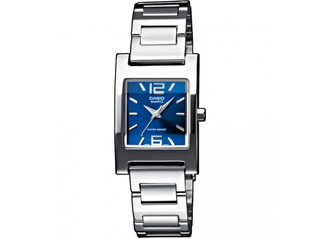 Casio LTP 1283D-2A2 - Dámské analogové hodinky