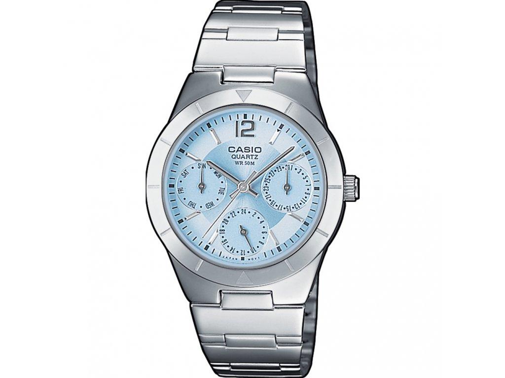 Casio LTP 2069D-2A - Dámské analogové hodinky