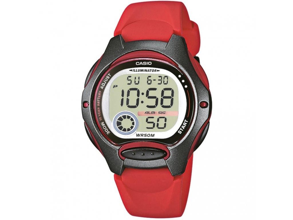 Casio LW 200-4A - Dámské digitální hodinky