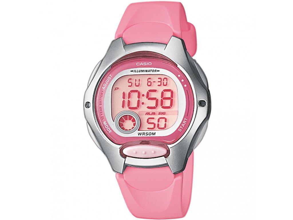 Casio LW 200-4B - Dámské digitální hodinky