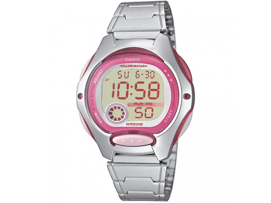 Casio LW 200D-4A - dámské digitální hodinky