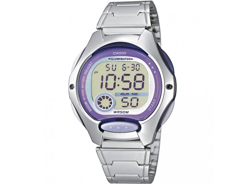 Casio LW 200D-6A - dámské digitální hodinky