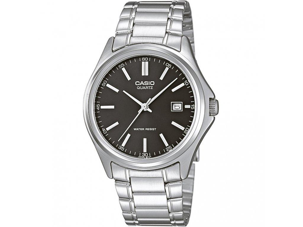 Casio MTP 1183A-1A - Pánské analogové hodinky - Brašničky.cz bc50510f7a5