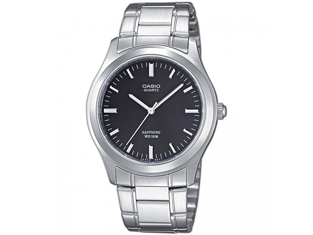 Casio MTP 1200A-1A - Pánské analogové hodinky