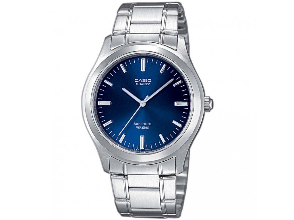 Casio MTP 1200A-2A - Pánské analogové hodinky