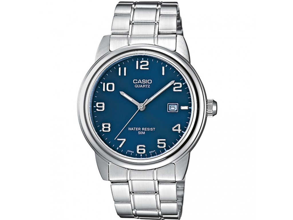 Casio MTP 1221A-2A - Pánské analogové hodinky