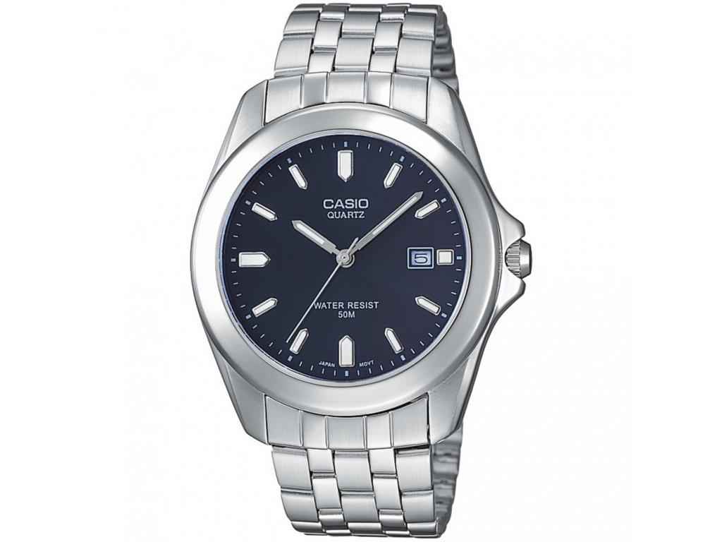 Casio MTP 1222A-2A - Pánské analogové hodinky