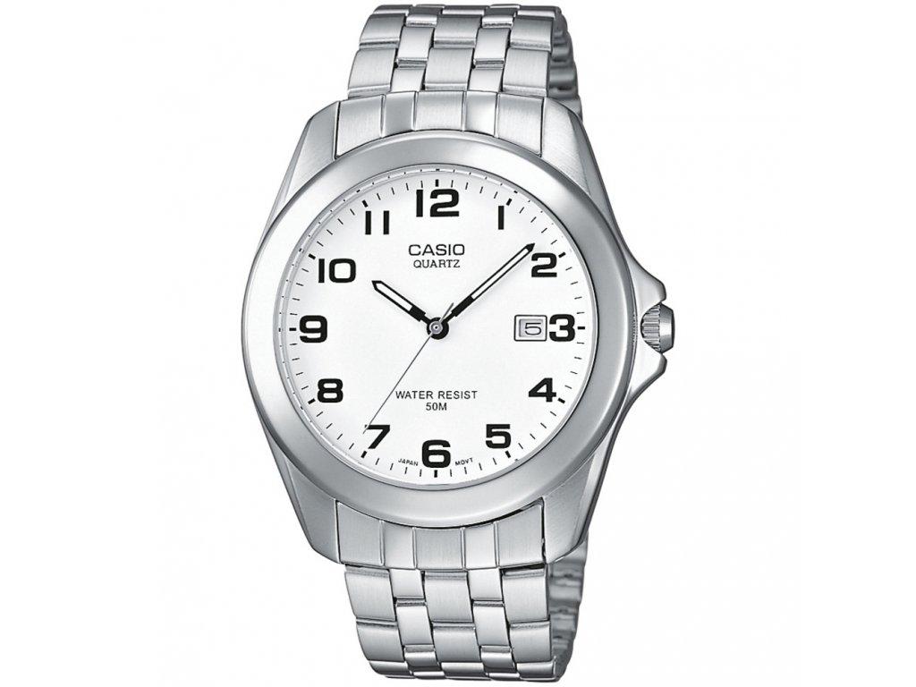 Casio MTP 1222A-7B - Pánské analogové hodinky