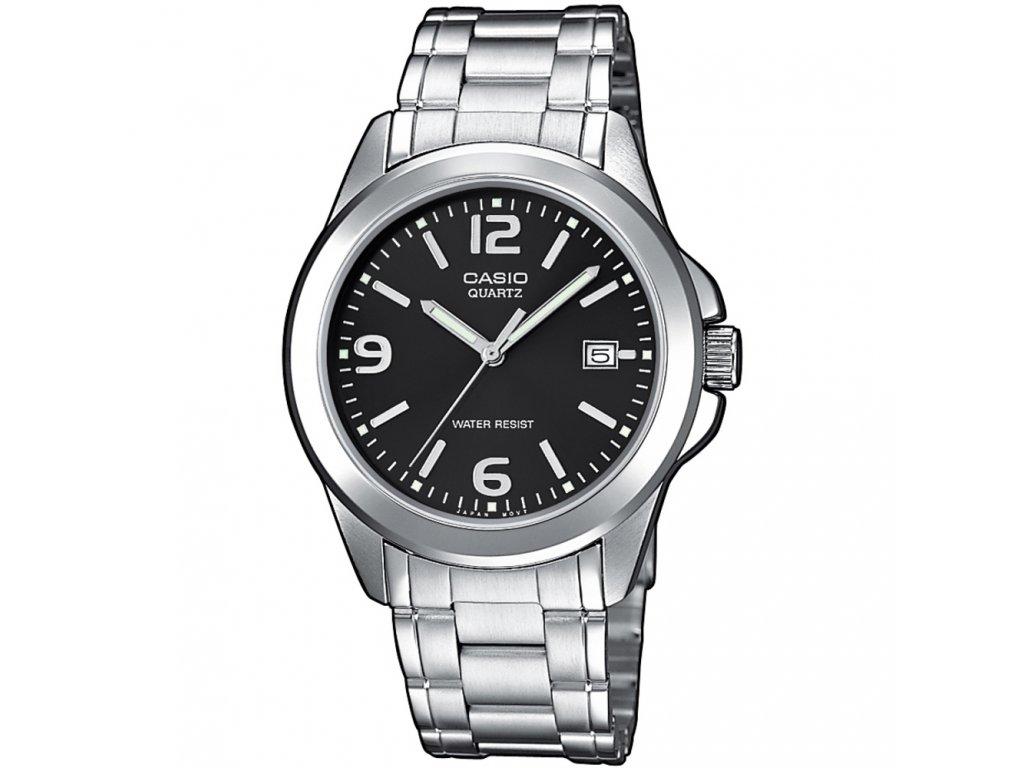 Casio MTP 1259D-1A - Pánské analogové hodinky