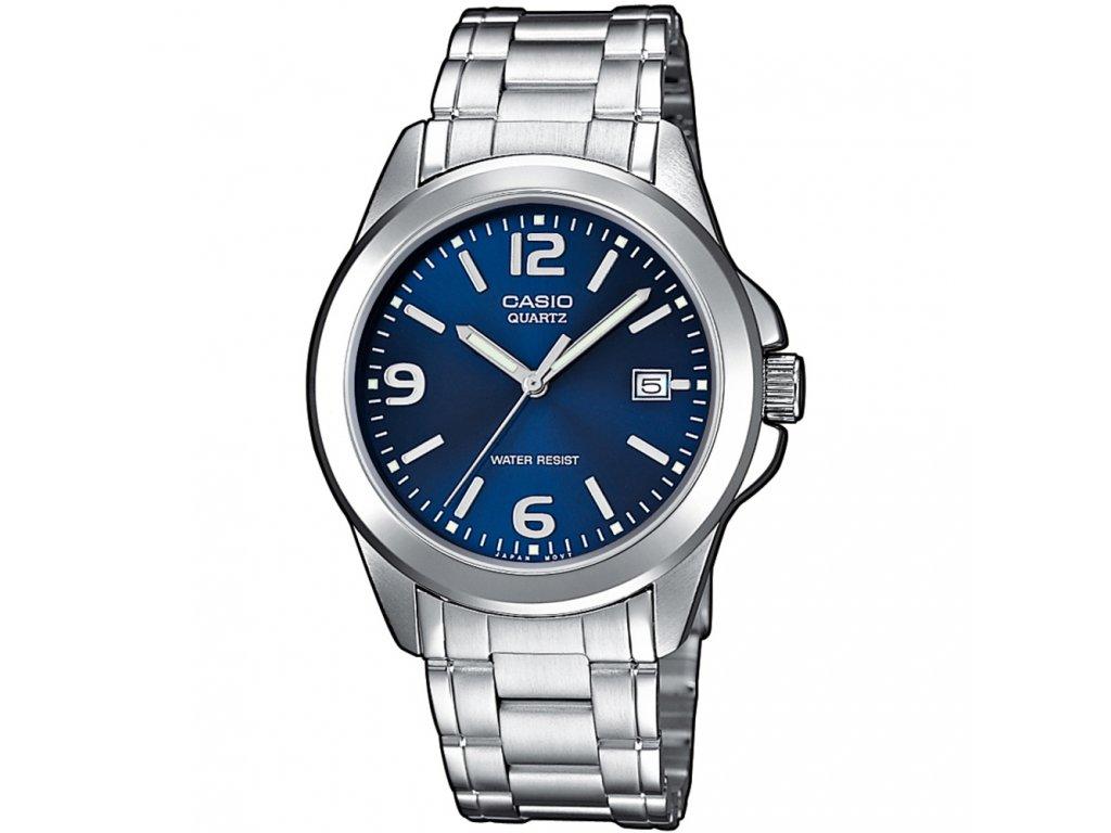 Casio MTP 1259D-2A - Pánské analogové hodinky