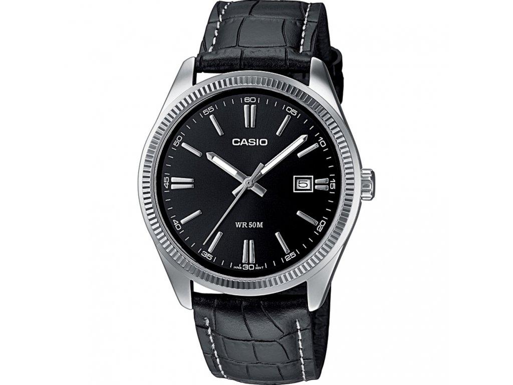 Casio MTP 1302L-1A - Pánské analogové hodinky