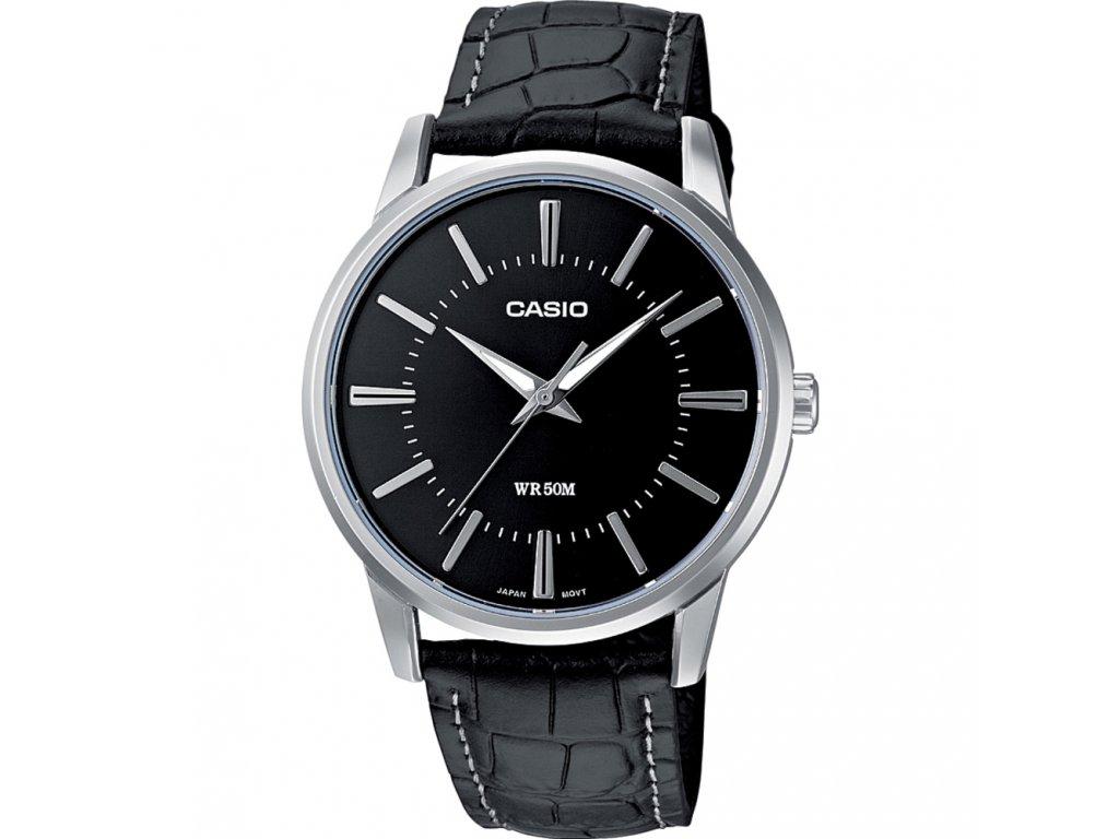 Casio MTP 1303L-1A - Pánské analogové hodinky