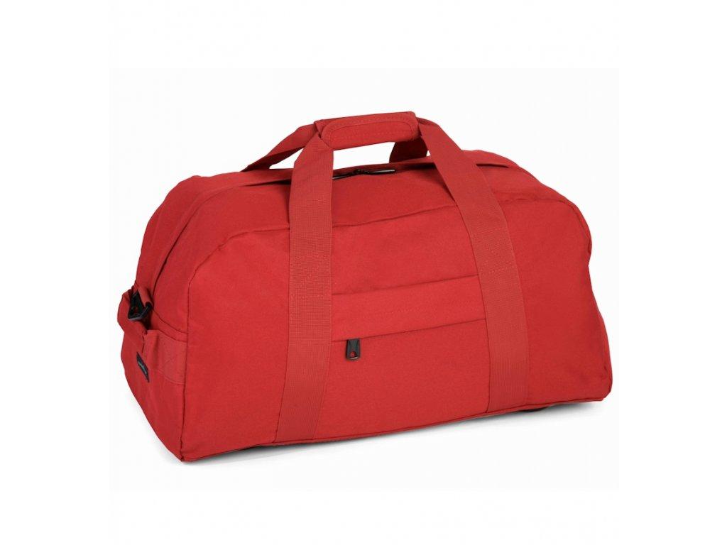 Cestovní taška MEMBER'S HA-0046 - červená