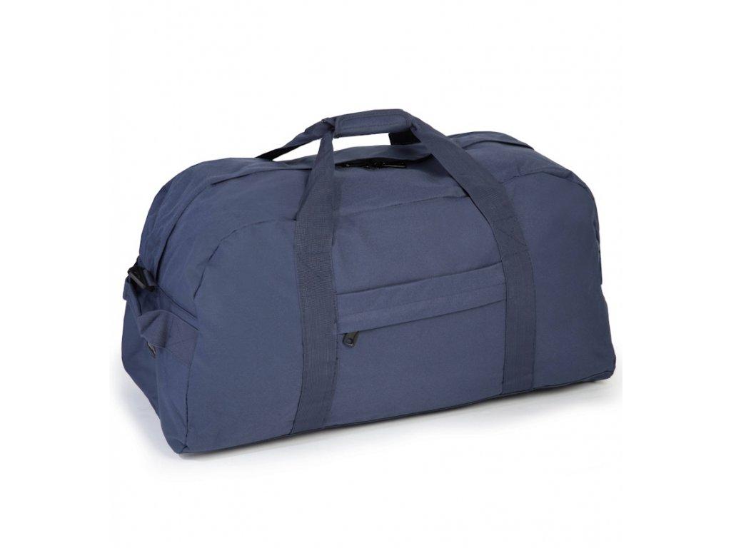 Cestovní taška MEMBER'S HA-0047 - modrá