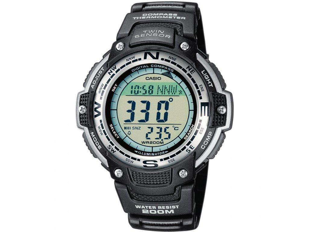 Casio SGW 100-1 - Pánské digitální hodinky  + PowerBanka nebo pouzdro zdarma