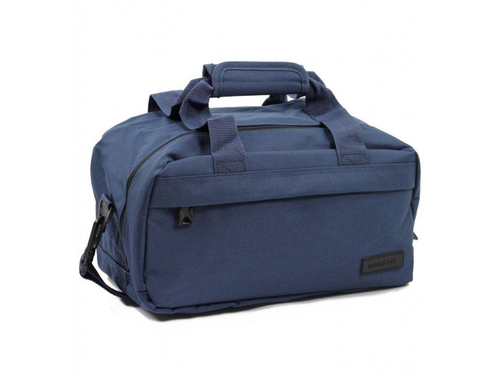 Cestovní taška MEMBER'S SB-0043 - modrá