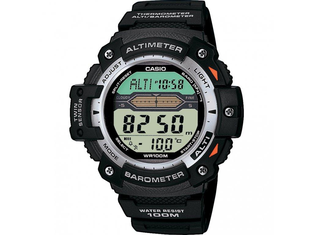 Casio SGW 300H-1A - Pánské digitální hodinky  + PowerBanka nebo pouzdro zdarma