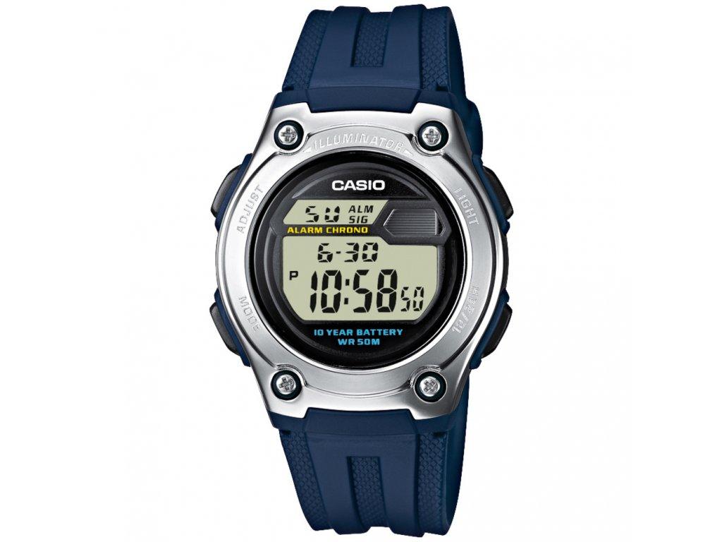 Casio W 211-2A - Pánské digitální hodinky