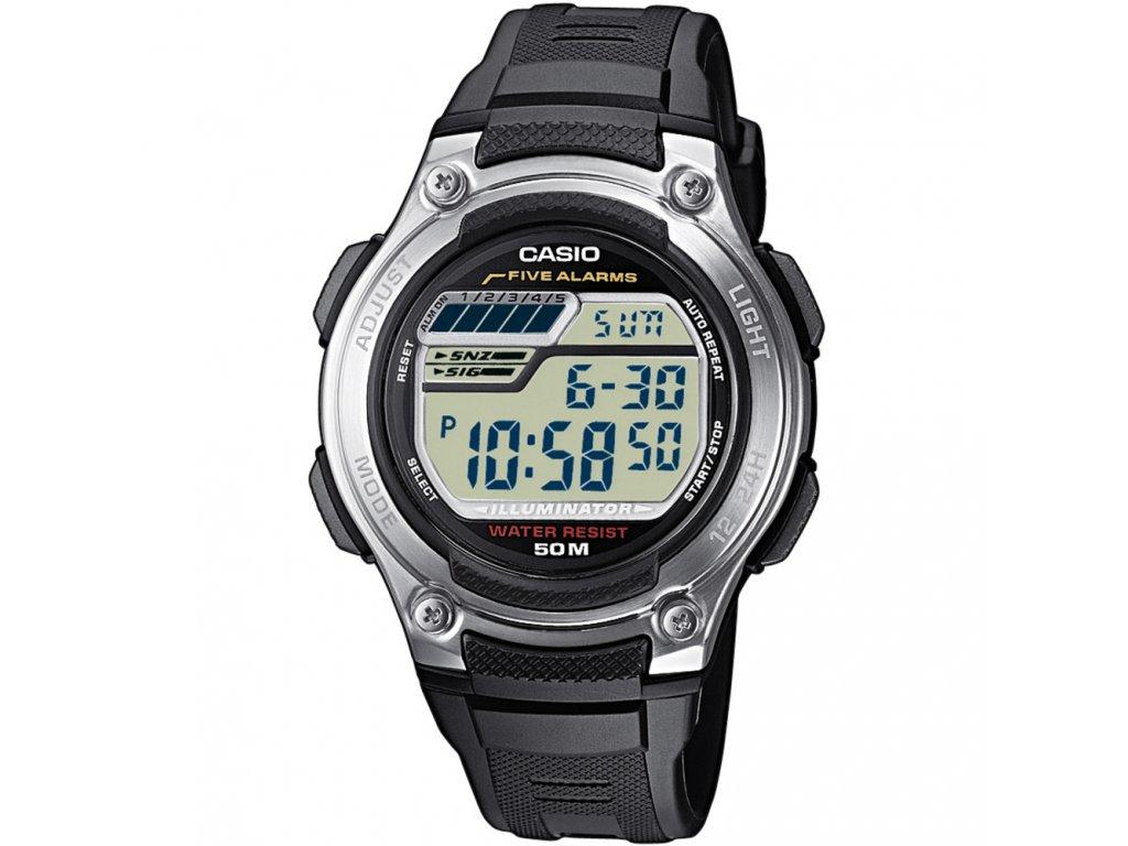 Casio W 212H-1A - Pánské digitální hodinky