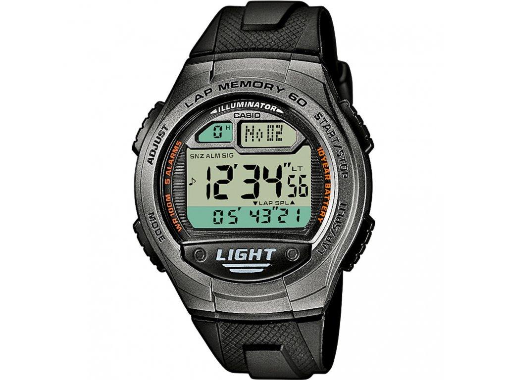 Casio W 734-1A - pánské hodinky