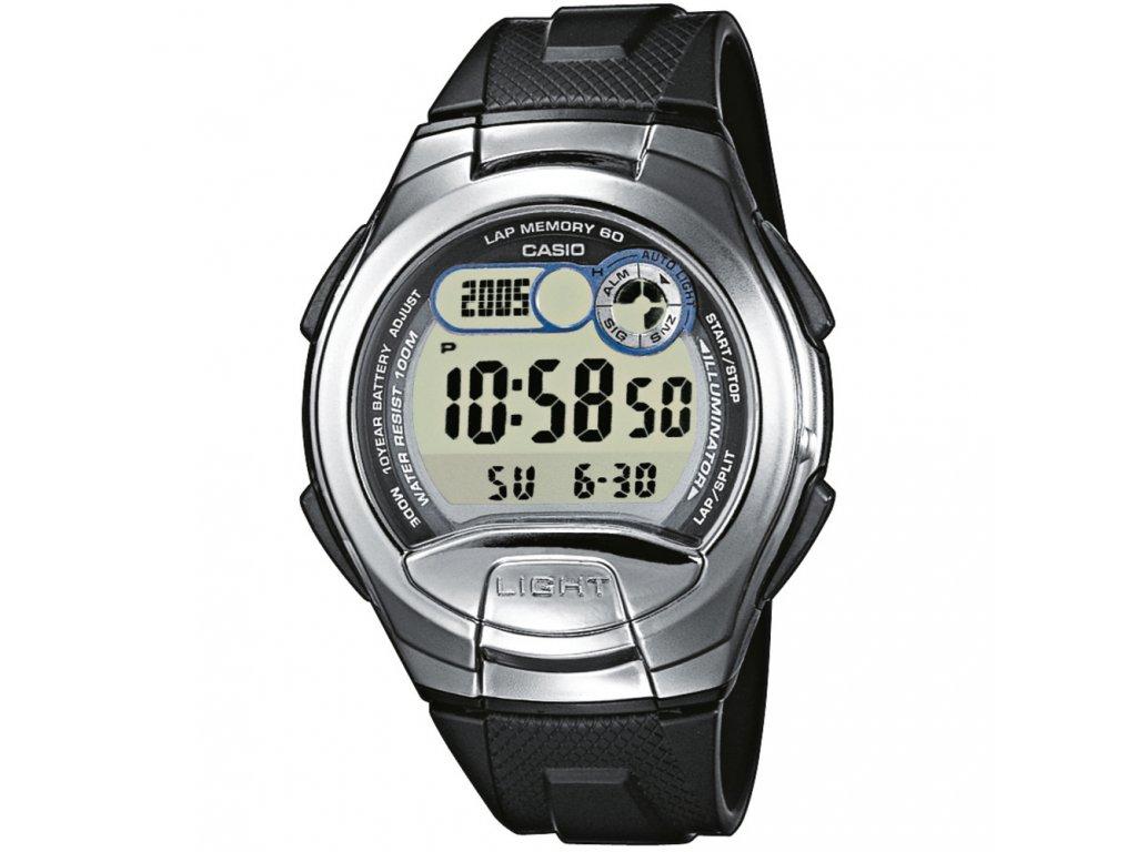 Casio W 752-1 - Pánské digitální hodinky - Brašničky.cz c0db07c31b