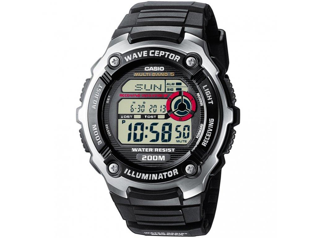 Casio WV 200E-1A - Pánské digitální hodinky  + PowerBanka nebo brašna zdarma