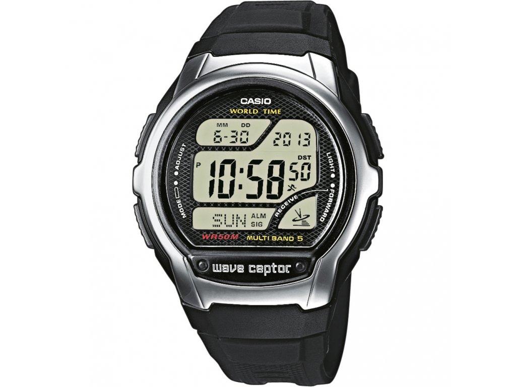 Casio WV 58-1A - Pánské digitální hodinky  + Pouzdro zdarma