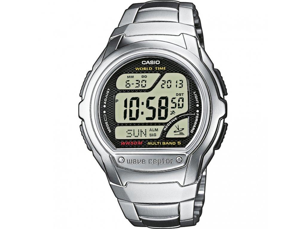 Casio WV 58D-1A - pánské hodinky  + Pouzdro zdarma