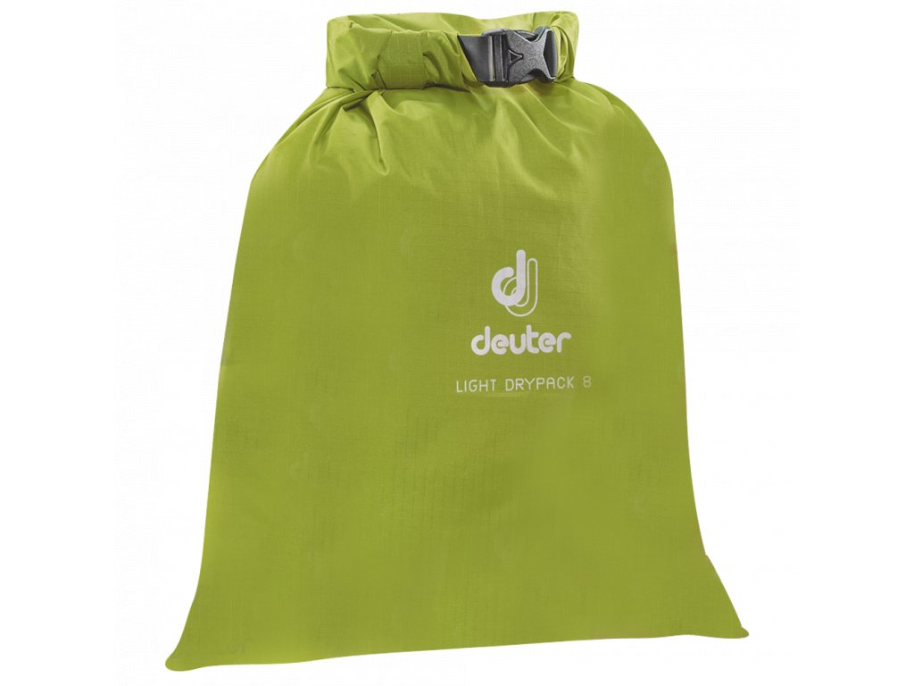 Deuter Light Drypack 8 moss - vodotěsný vak
