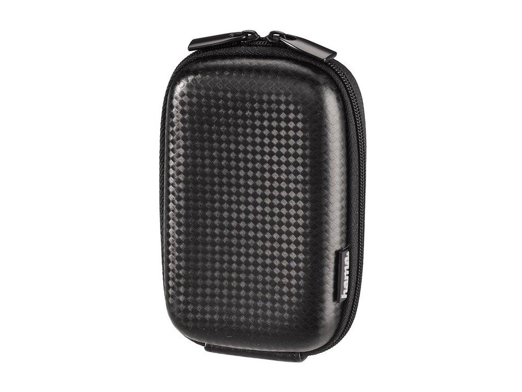 Hama Camera Bag Hardcase Carbon Style 60 H, black