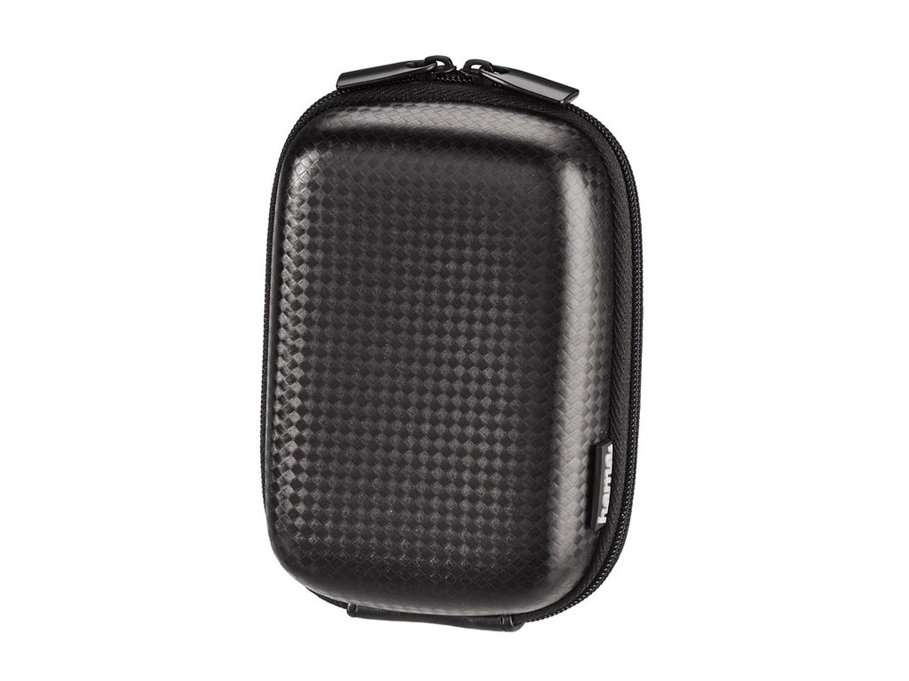 Hama Camera Bag Hardcase Carbon Style 60 L, black