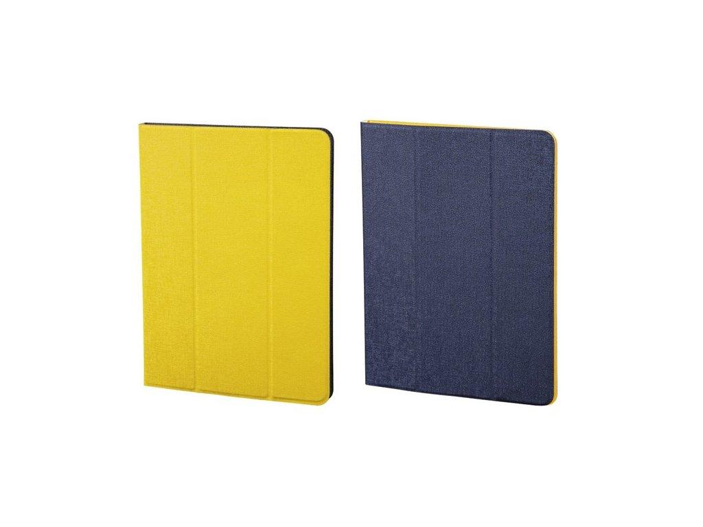 "Hama pouzdro TwoTone na tablet do 17,8 cm (7""), modré/žluté"