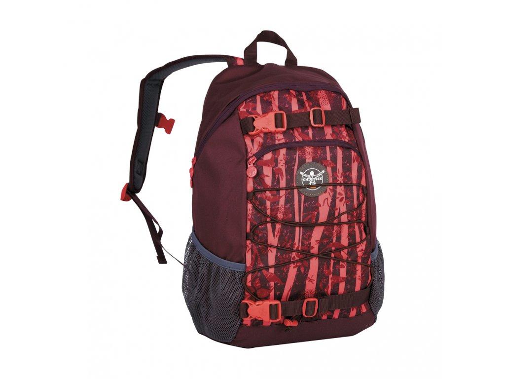 Chiemsee Base backpack Zebra flower