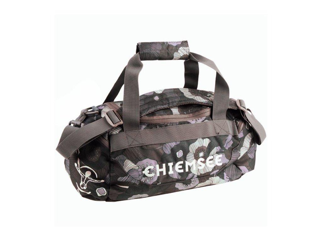 Chiemsee Matchbag flower power, sportovní taška