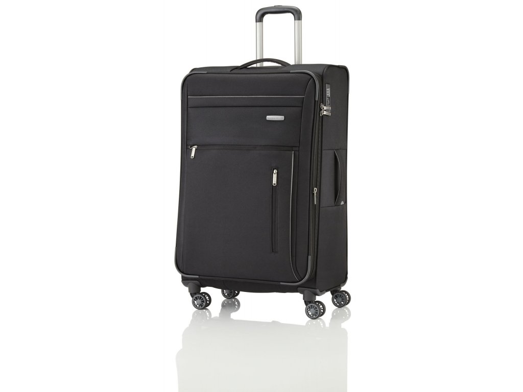 Travelite Capri 4w L Black