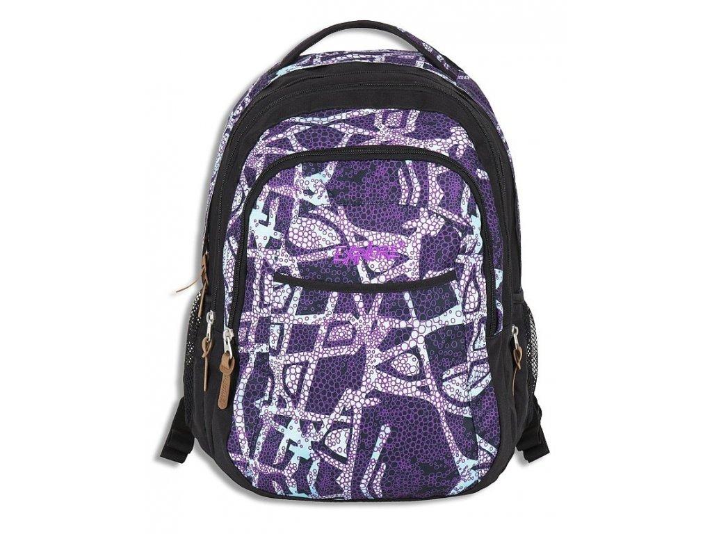 Studentský batoh 2v1 ANNA Wild