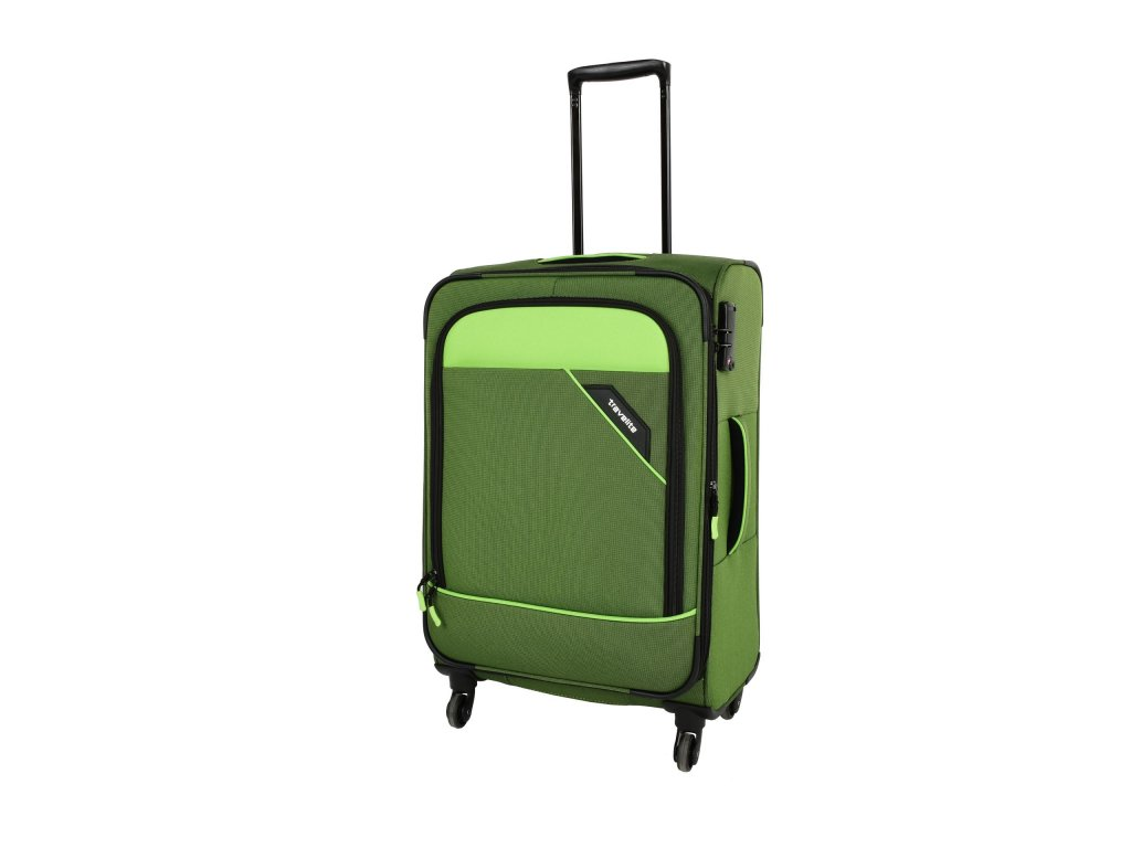 Travelite Derby 4w M Green