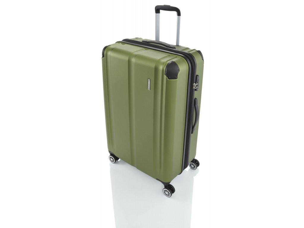 Travelite City 4w L Green