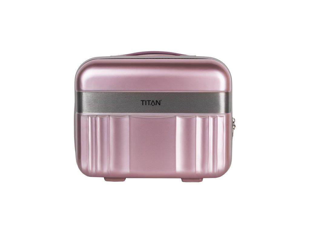 Titan Spotlight Flash Beauty case Wild rose  + Pouzdro zdarma