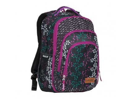 Školní batoh 2v1 BAR Vine  + Pouzdro zdarma