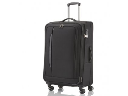 Travelite CrossLITE 4w L Black