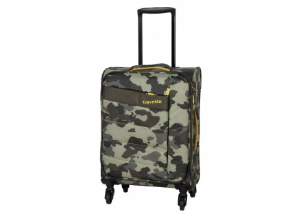 Travelite Kite 4w S Camouflage
