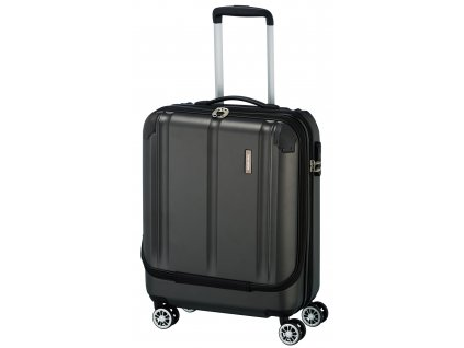 Travelite City 4w Business wheeler Anthracite