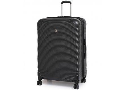 Cestovní kufr IT Luggage HORIZON TR-1500/4-XL DUR - černá  + PowerBanka nebo pouzdro zdarma