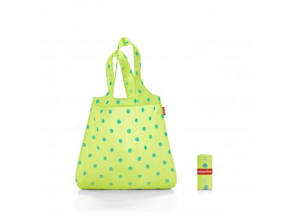 Reisenthel Mini Maxi Shopper Lemon Dots