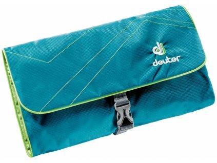 Deuter Wash Bag II Petrol-kiwi