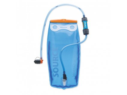 Source Widepac 2L + Sawyer filter Transparent-Blue