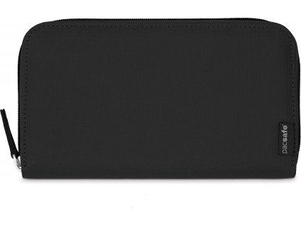 148520 pacsafe penezenka rfidsafe lx250 black